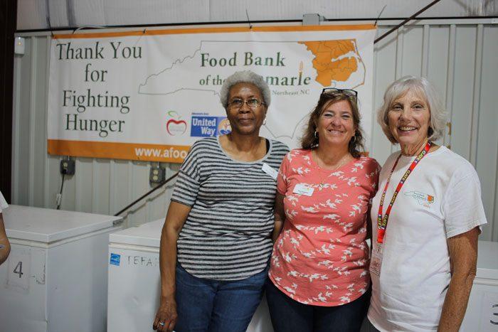 Volunteer : Food Bank of the Albemarle